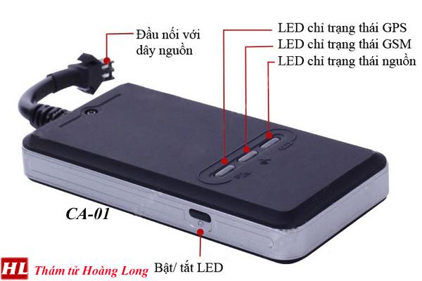 thiết bị định vị chip thám tử ca01
